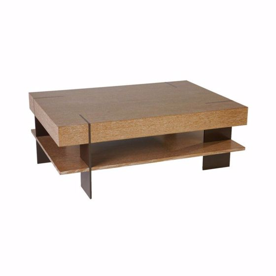 Picture of CT-21S COFFEE TABLE WITH SHELF